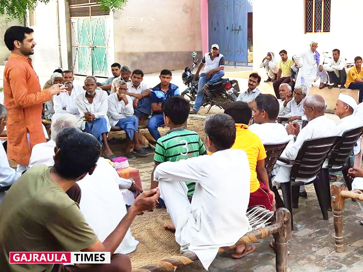 rajeev-tarara-village-campaign