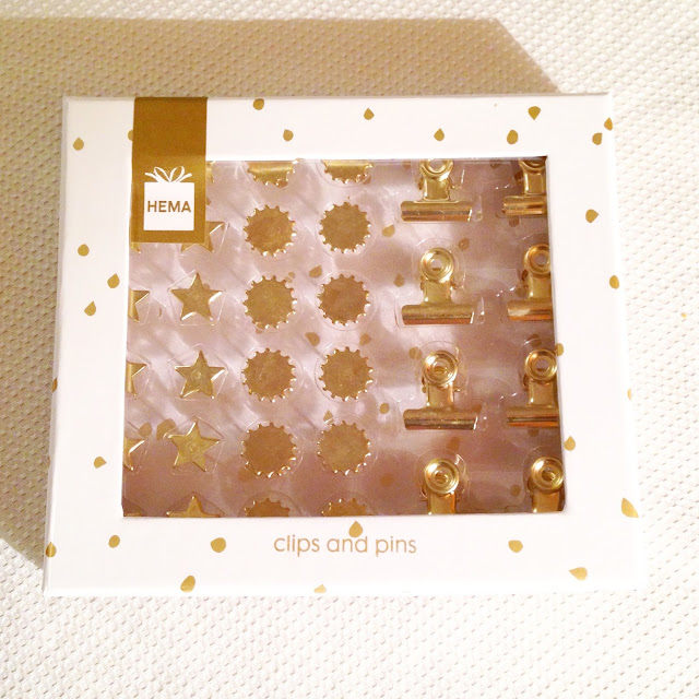Calendrier de l'avent DIY - Advent Calendar homemade - clous HEMA