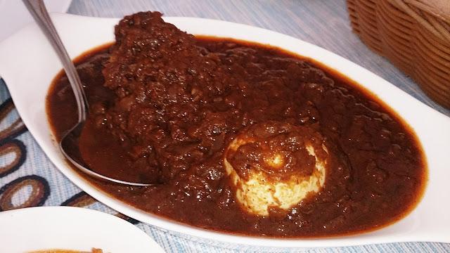Gibe African Restaurant, Dandenong, doro wat