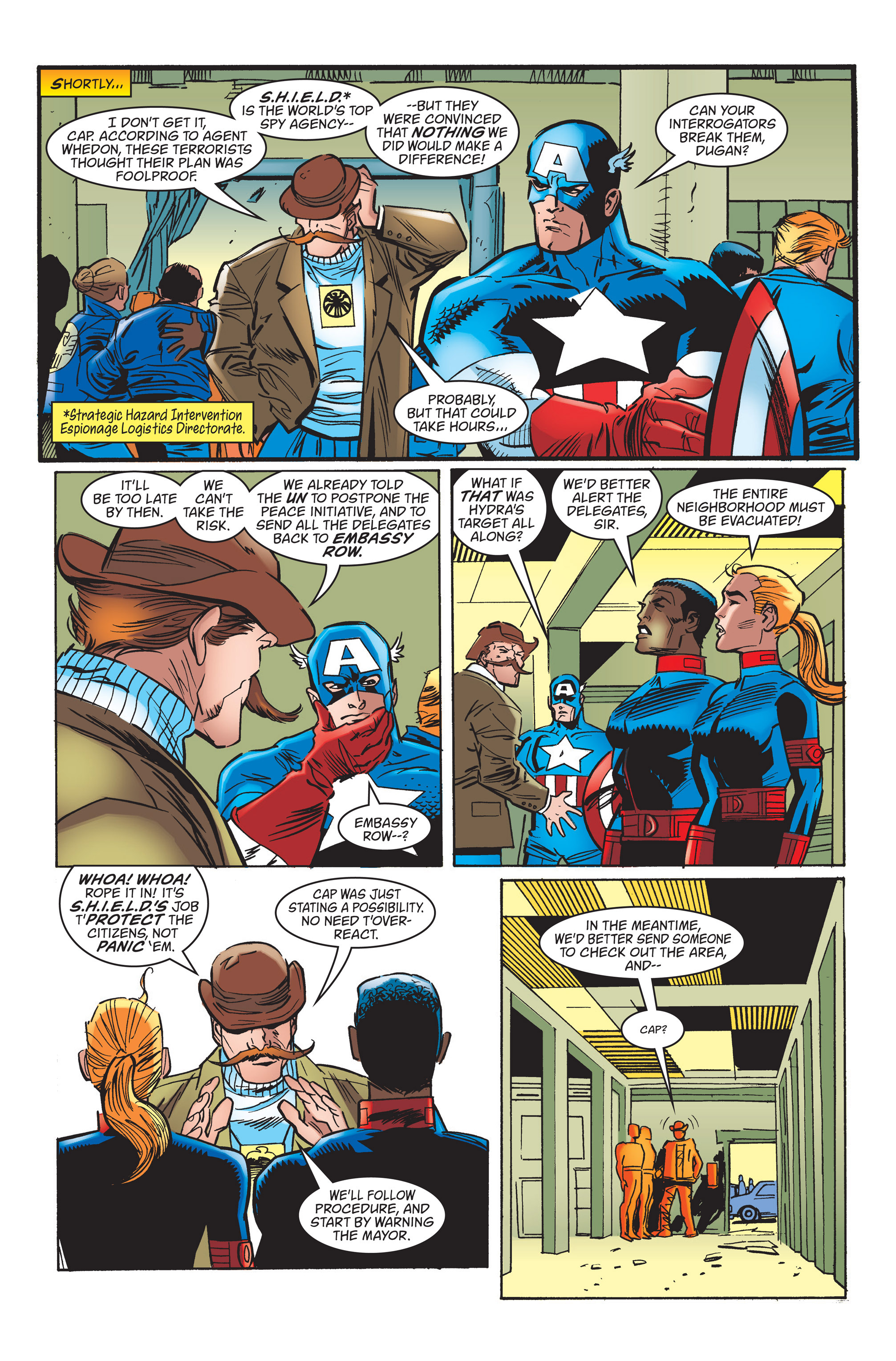 Captain America (1998) Issue #24 #30 - English 5