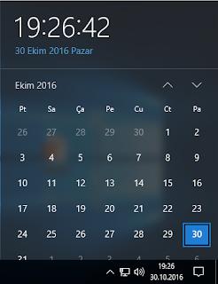 Windows Komut Satırından Saat Ve Tarih Ayarlama