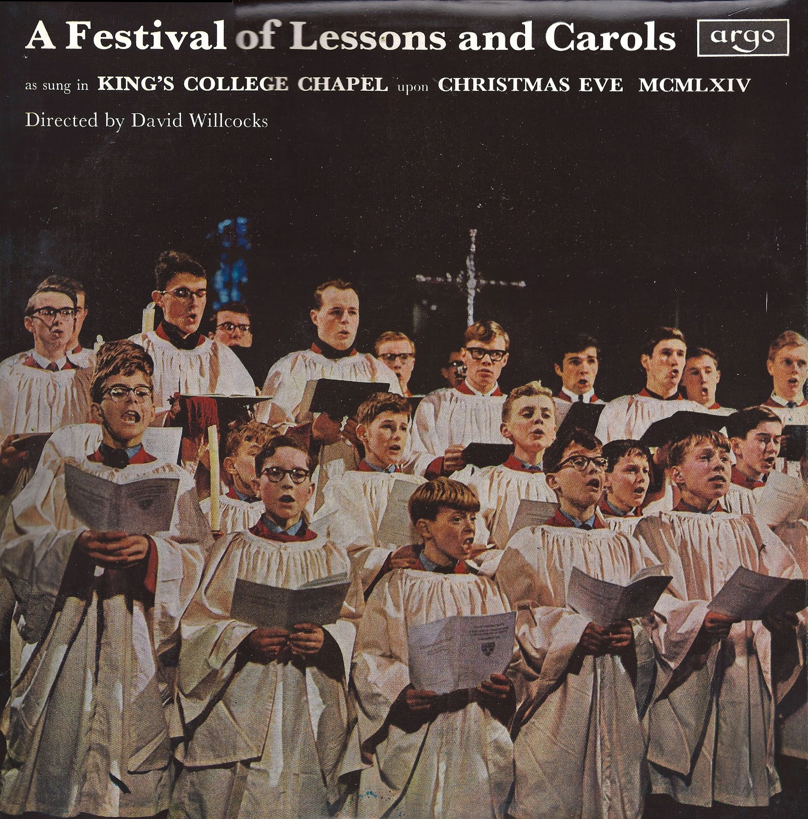 kings college favourite carols - 1000×1000