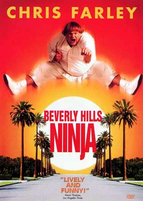 Un Ninja en Bervely Hills  Latino   Película   Mega 