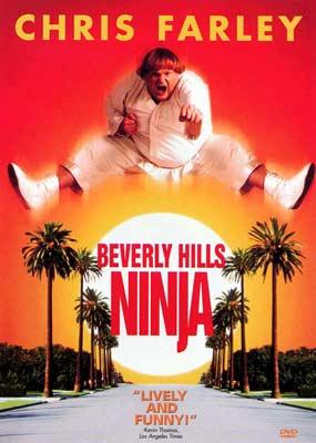 Un Ninja en Bervely Hills |Latino| |Película| |Mega|