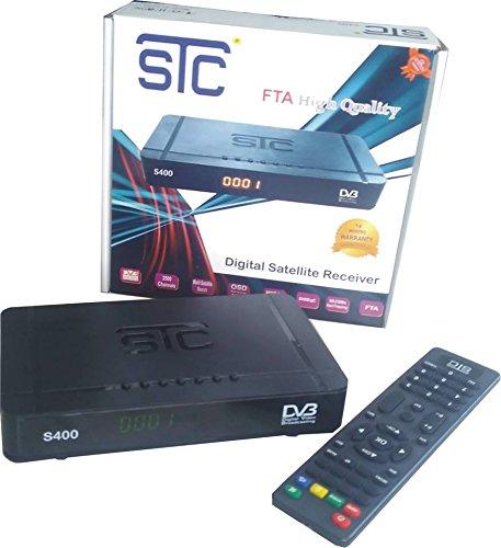STC S-400 DVB-S, SD FTA Satellite Receiver- Reviews, Price and