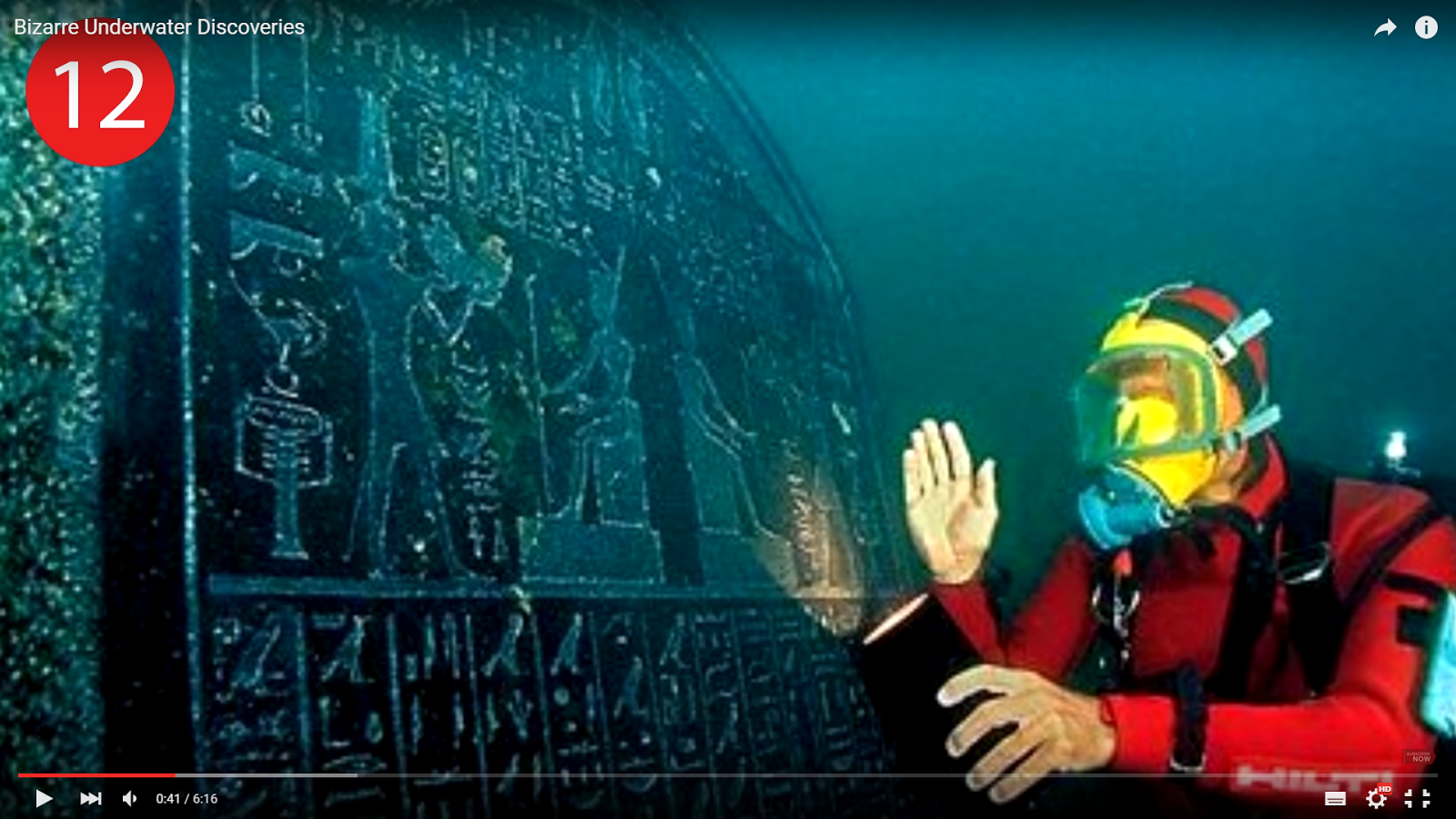 12. The Lost City of Hearacleion