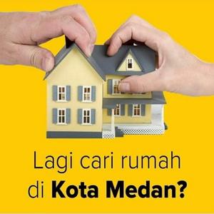 agen properti jual beli rumah tanah kavling ruko apartemen kost di medan sumatera utara