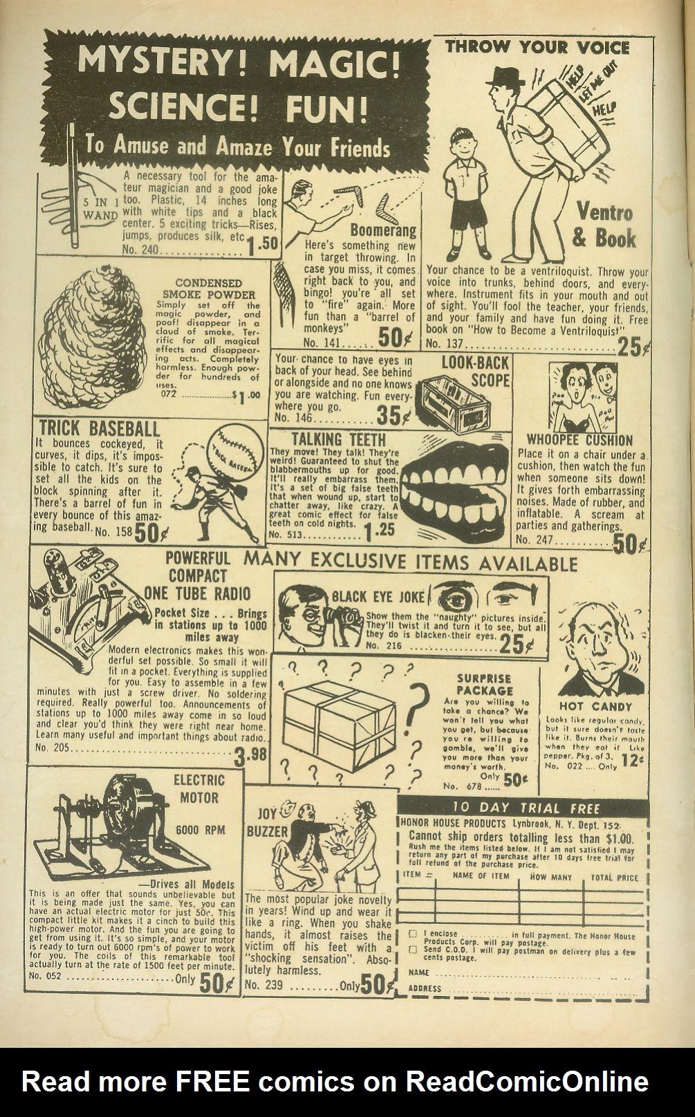 Strange Adventures (1950) issue 76 - Page 2