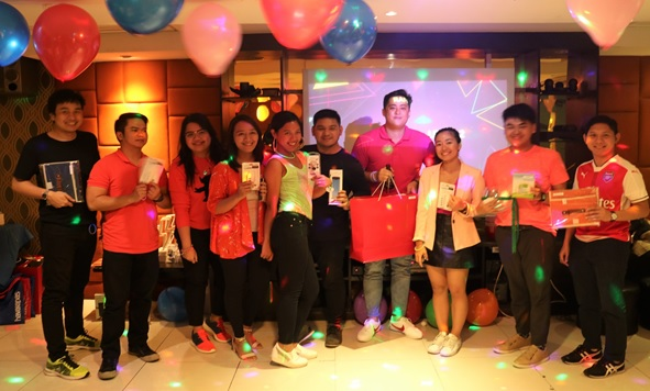 Innity Philippines celebrates its 6th anniversary
