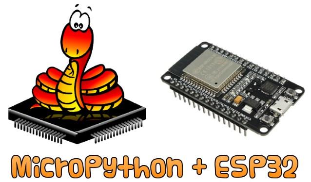 Como programar o módulo Wifi ESP32 usando MicroPython