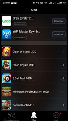 Cara Menggunakan Xmod Pada Game Clash Royale