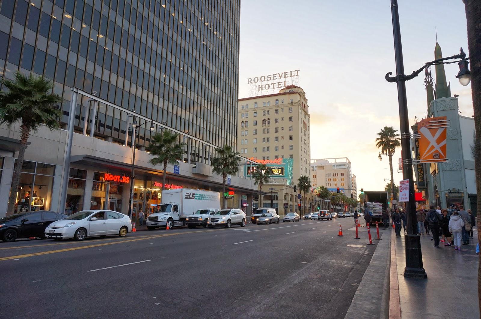 2013美國行: L.A. Day2:Hollywood Highland