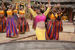 Akshatha Navel Show from Nanbargal Narpani Mandram Movie 2.jpg