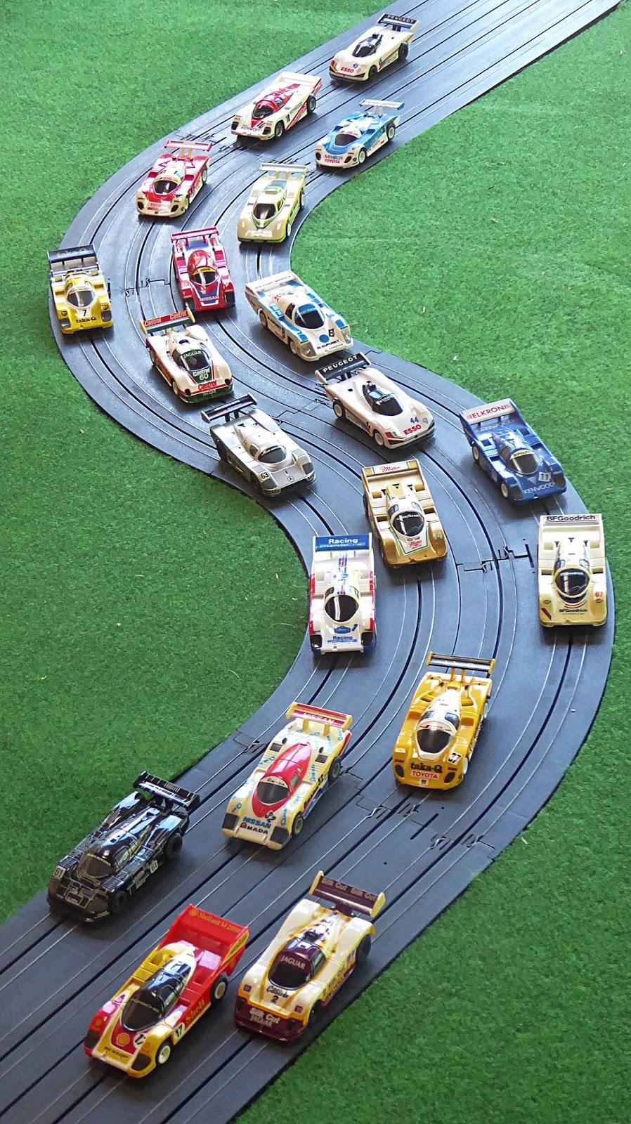 Group C Slot Car Racing