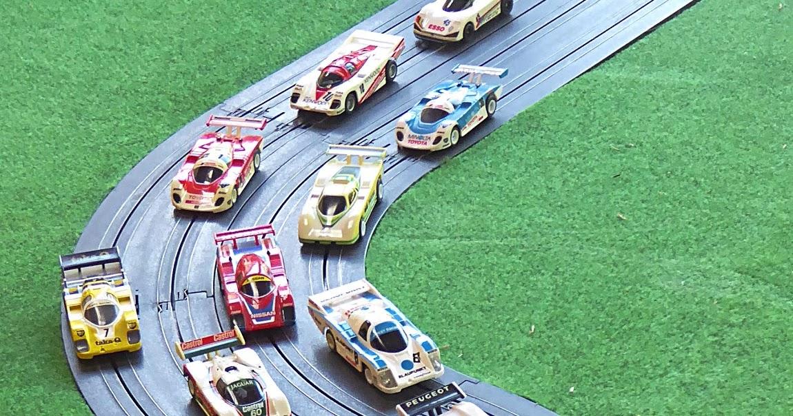 Group  Slot Car Racing