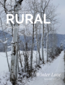 The latest issue of Rural. Check out the past issues too.You may see a familiar face or two. :)