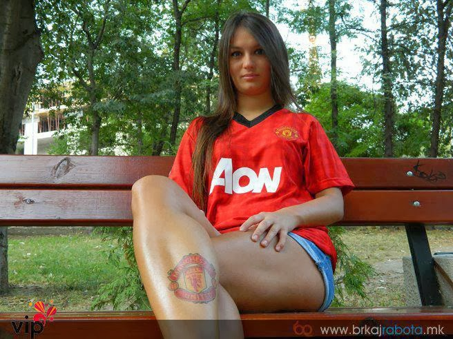 Hot manchester united girls pictures