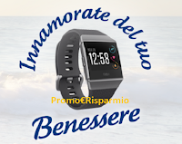 Logo Prugne Sunsweet innamorate del tuo benessere: vinci gratis Fitbit Unisex Smartwatch