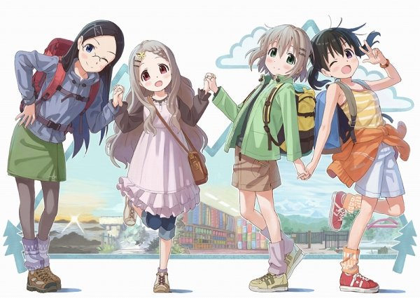 Yama no Susume BD Subtitle Indonesia