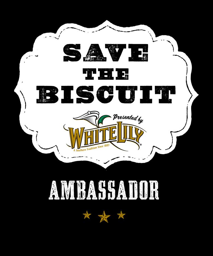 White Lily Ambassador logo