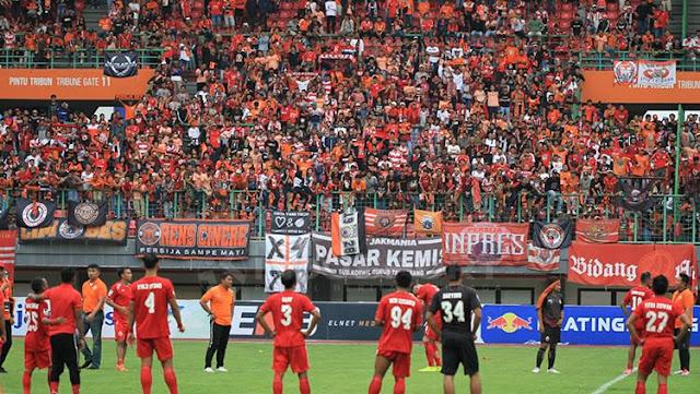 Waspada ! Persija Jakarta Gabung Grup Neraka di Piala Presiden 2019