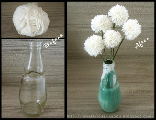 Best of Waste: Recycled Glass Jar