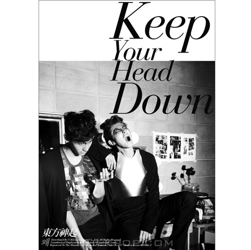 TVXQ – Why (Keep Your Head Down)