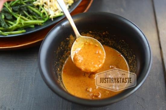 Resep sambal pecel ngawi JTT
