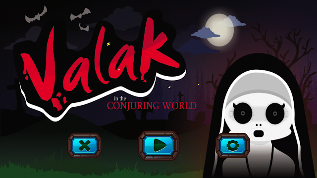 Game Valak Conjuring 2 World
