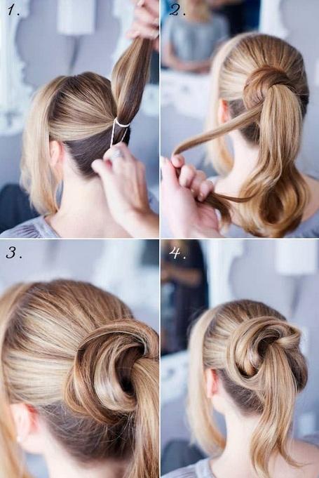 Peinados faciles y bonitos paso a paso para el colegio - Peinados bonitos paso a paso ...