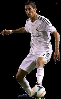 Angel Di Maria - Real Madrid