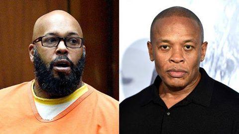 Suge Knigth diz que tiroteio em boate em 2014 foi orquestrada por Dr. Dre