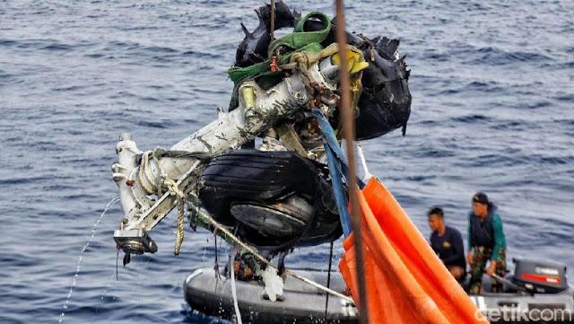 Misteri Potensi Bahaya Lion Air PK-LQP dan Tudingan ke Boeing