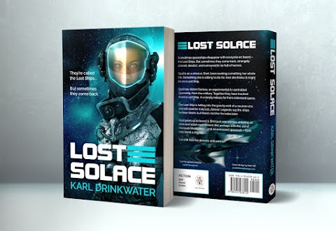 The Lost Solace Book Cover