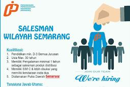 Rekrutmen Perusahaan Perdagangan Indonesia (Persero) Wilayah Semarang