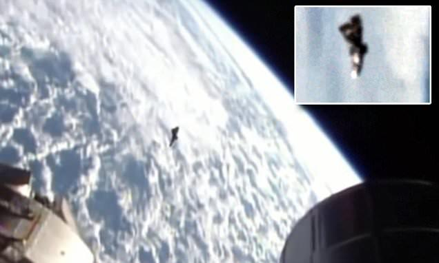 Russia Just Recorded The 'Black Knight' UFO!