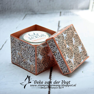 share what you love, grapefruit grove, bloghop NL demo's, giftset