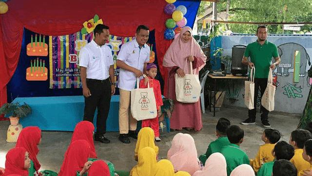 Menteri Besar Selangor Incorporated, CSRMBISelangor, FR Junior,