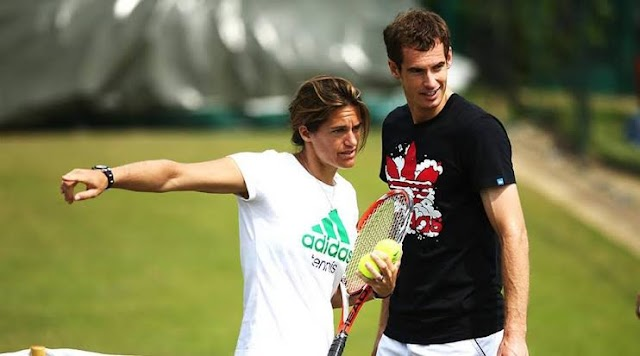 Mauresmo: ''I could not help Andy Murray anymore,'' we split