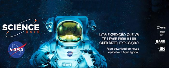 5c93431df Os 50 anos da chegada do homem à Lua, a bordo da missão espacial Apollo 11,  estão sendo comemorados em sete cidades brasileiras com a terceira edição  do ...