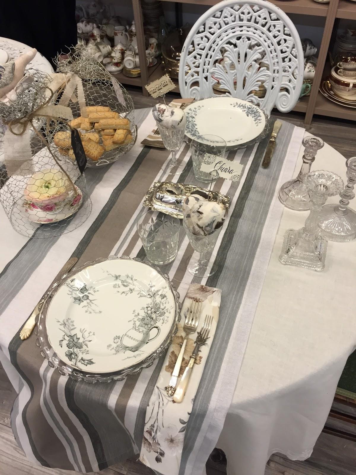 tavola vintage