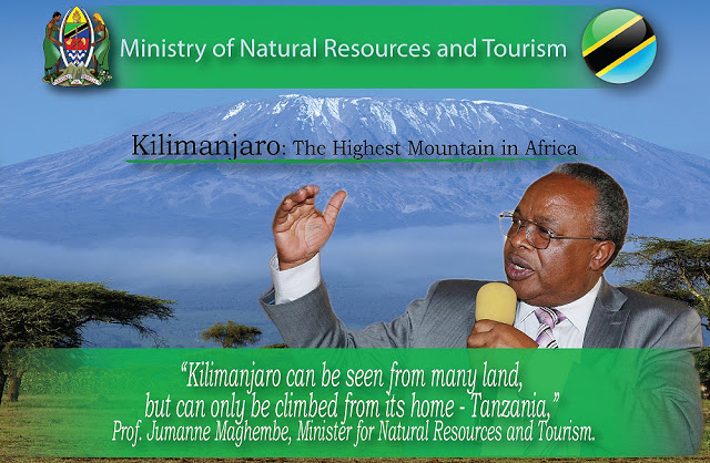 TANZANIA, THE HOME OF KILIMANJARO