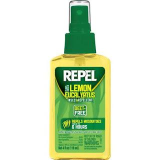 मच्छरों से बचाव - निम्बू निलगिरी तेल