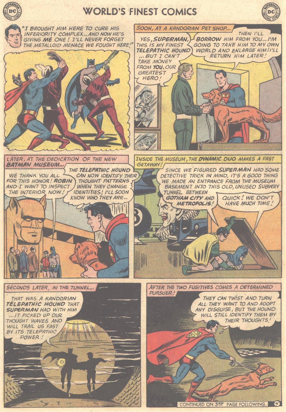 Read online World's Finest Comics comic -  Issue #149 - 18