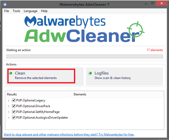 Remove Malware on Your PC
