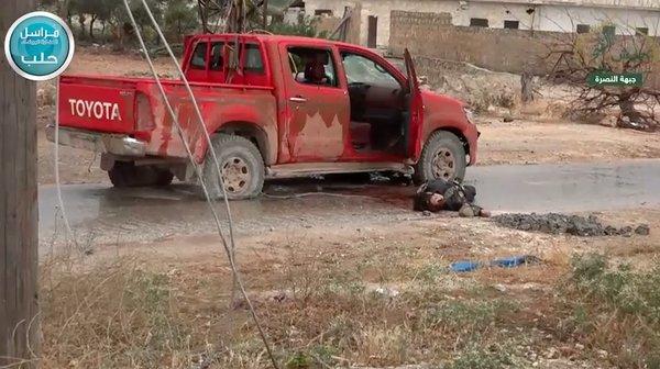 pasukan iran tewas di aleppo 1