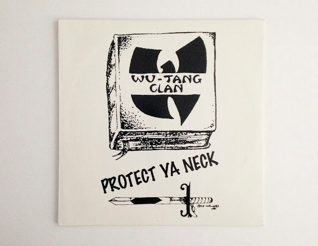 "Wu-Tang Clan Protect Ya Neck 12"" Vinyl"