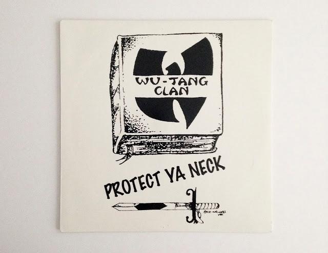"Wu-Tang Clan Protect Ya Neck 12"" Vinyl"