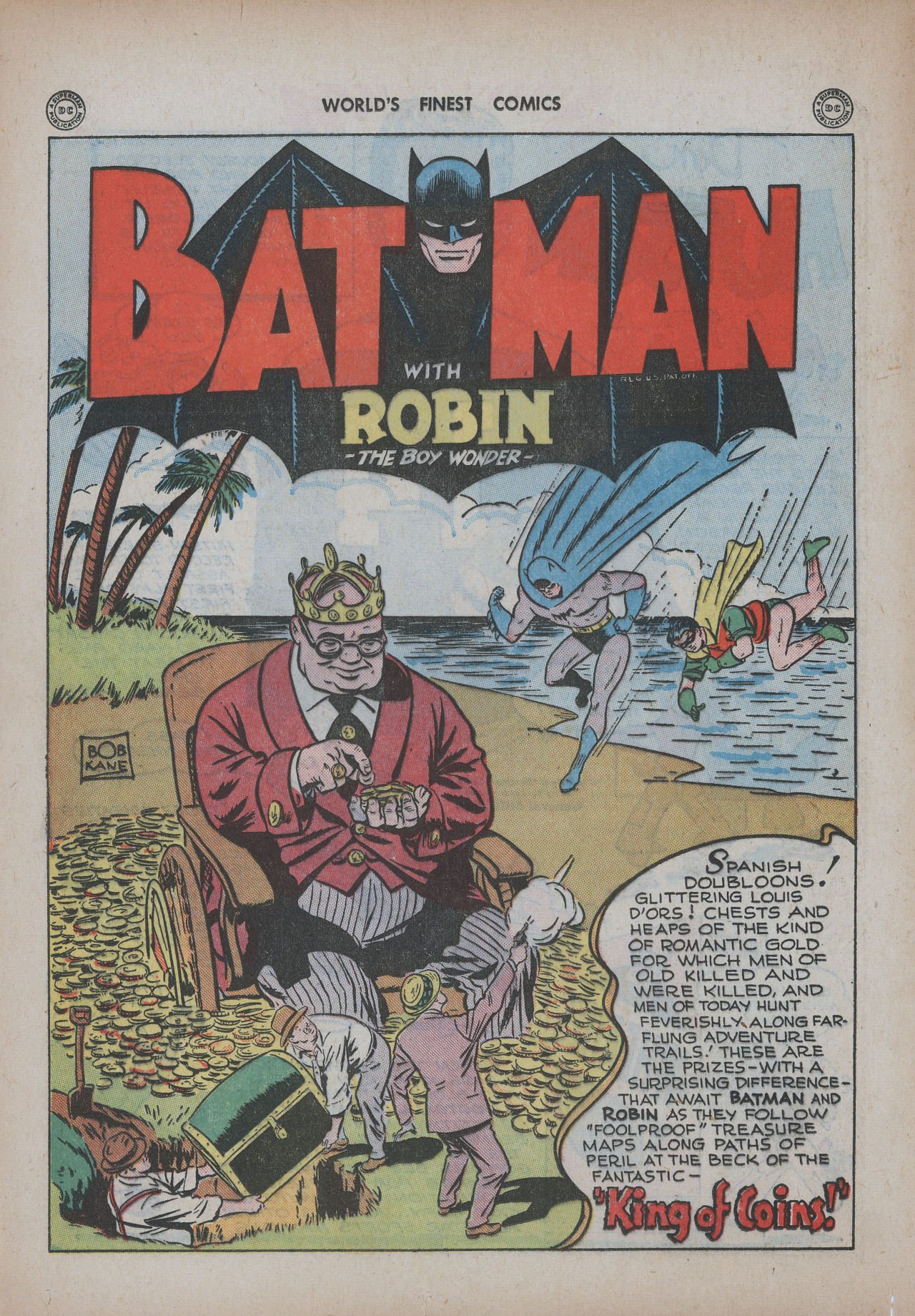 Read online World's Finest Comics comic -  Issue #20 - 62