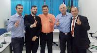 Com ex-aliados de Ailton, Zé de Souza vence eleição da Câmara de Nova Palmeira